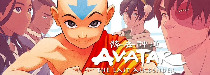 collection of Avatar The Last Airbender coloring pages