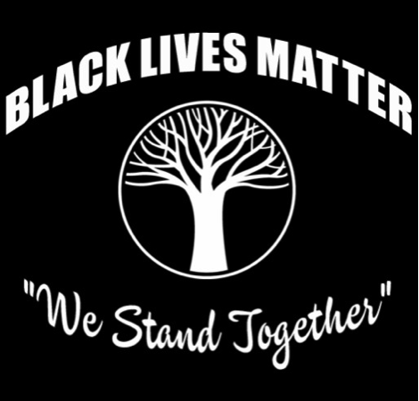 Free Black Lives Matter Coloring Pages We Stand Together printable