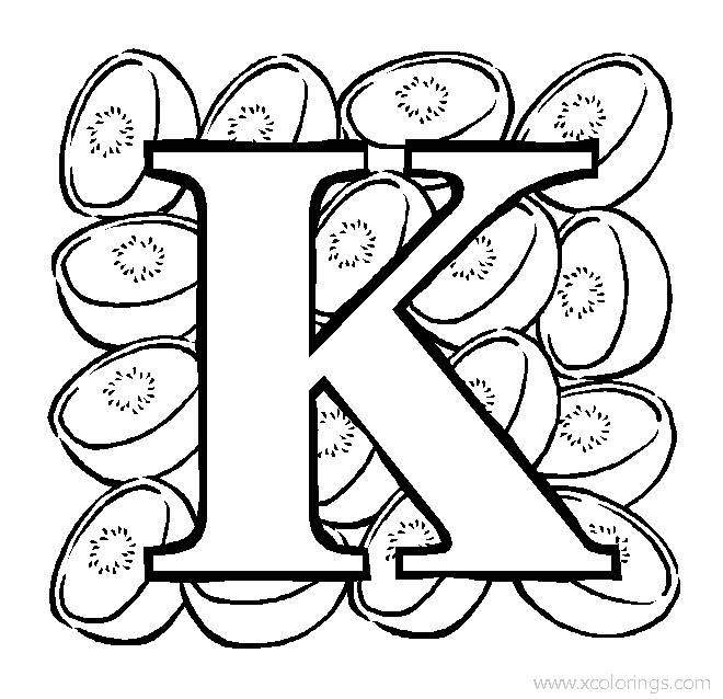 Letter U Coloring Page Alphabet Coloring Pages A Z Letter U ... | 638x660