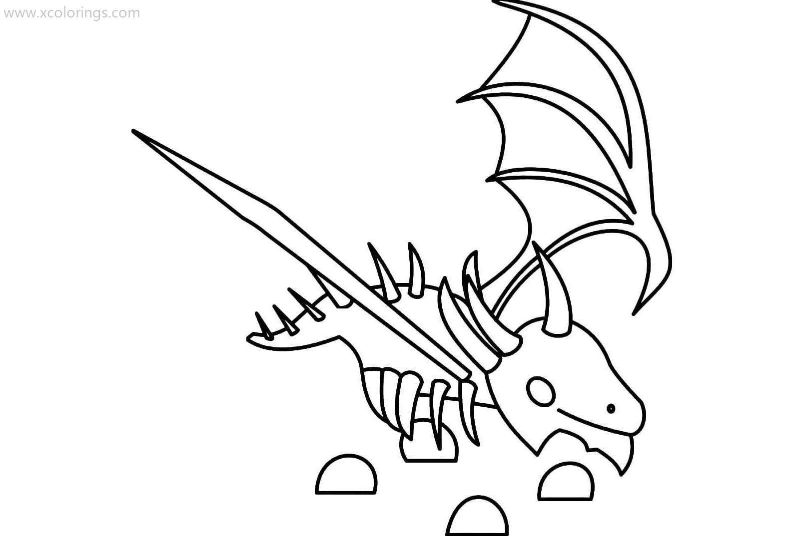 Roblox Adopt Me Pet Shadow Dragon - Anna Blog