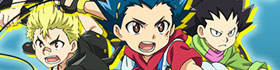 Beyblade Burst Coloring Pages Collection