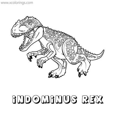 picture Jurassic World Coloring Pages Baby Blue lego jurassic world coloring pages