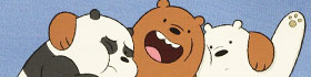 We Bare Bears Coloring Pages collection