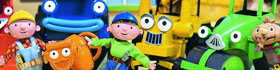 Bob the Builder Coloring Pages Collection
