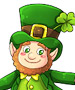 Leprechaun Coloring Pages Collection