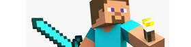 Minecraft Steve Coloring Pages Collection