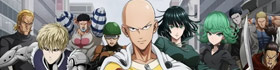 One-Punch Man Coloring Pages Collection